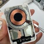 MagSafeバッテリーパックの分解バラし