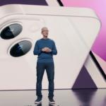 Apple、新しい iPhone 13シリーズ発表